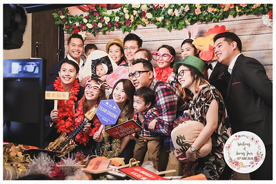 Wedding of Wei Long & Siong Jun | © www.SRSLYPhotobooth.sg