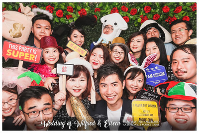 #WEdding | © www.SRSLYPhotobooth.sg