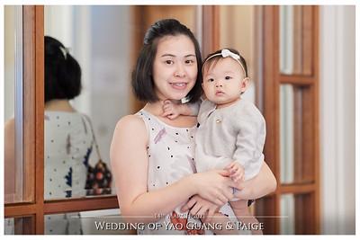 © Wedding of Yao Guang & Paige | SRSLYPhotobooth.sg