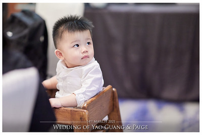 © Wedding of Yao Guang & Paige | SRSLYPhotobooth.sg
