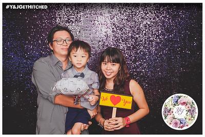 #Y&JGetHitched | © SRSLYPhotobooth.sg (www.srslyphotobooth.sg)