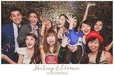 Wedding of Zhi Long & Eleanor | © www.SRSLYPhotobooth.sg