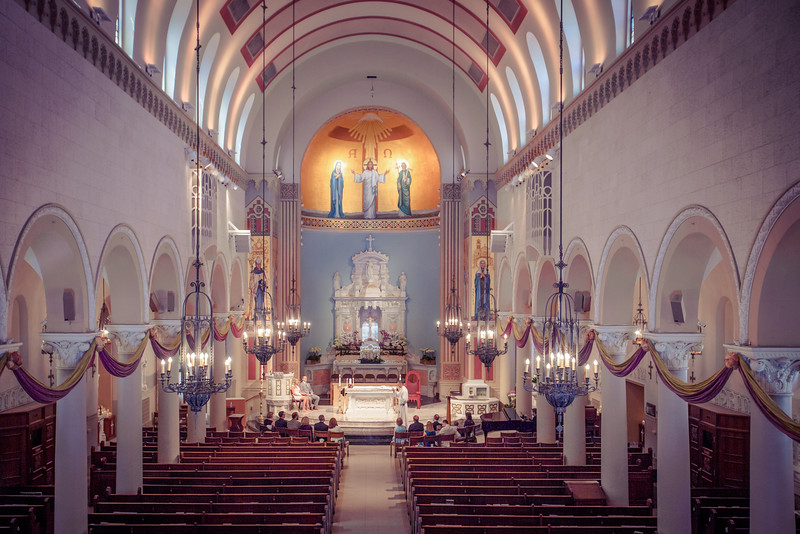 St. Monica's Catholic Church