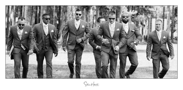The boys - Hockwold Hall wedding photography