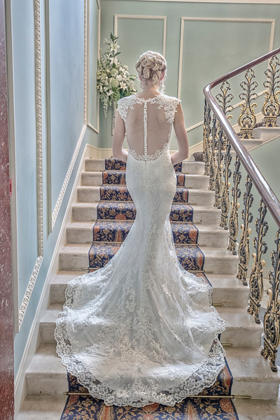 The dress at hylands House Chelmsford