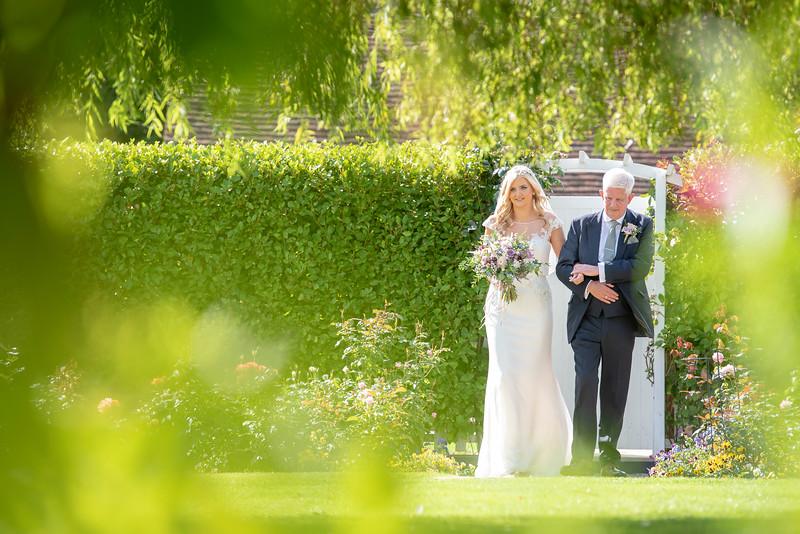 A wedding at High House Weddings / wedding photography