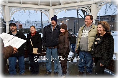 Blue Renew - Vow Renewal - 2/23/13<br /> Petoskey Photographer<br /> Sandra Lee Photography