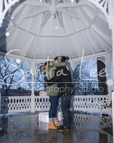 Proposal Photography Engagement Photographer
