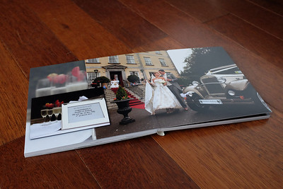 "Photo storybook album 9""x9"" or 12""x12"""