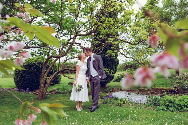 Wedding photography at Mallory Court, Warwickshire.