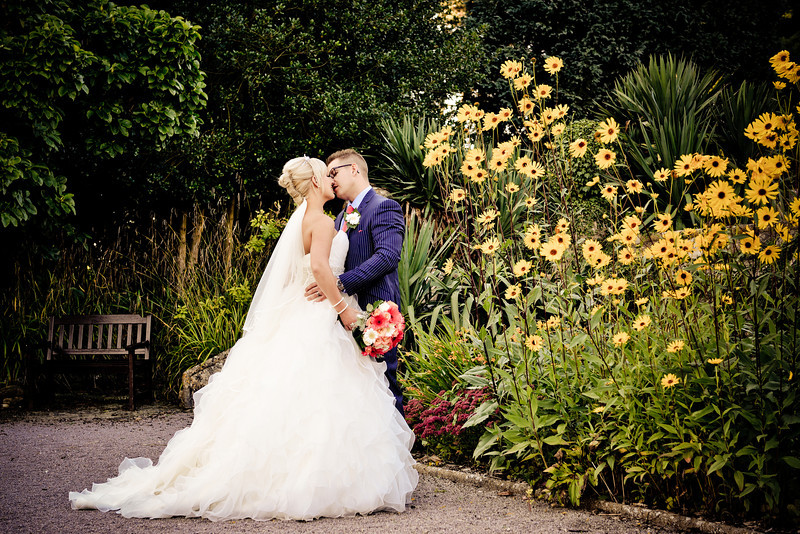 Wedding photography at Tortworth Court, Gloucestershire.