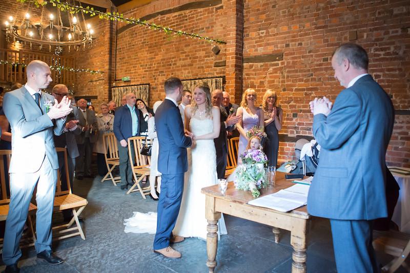 Curradine Barns wedding photography, Worcestershire.