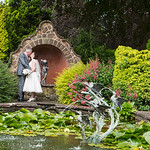 Wedding photography at Dunsley Hall, Kinver.