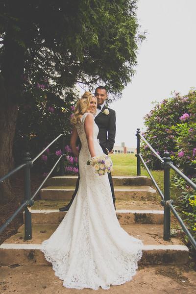 Wedding photography at The Stourport Manor Hotel, Stourport.