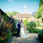 Wedding photography at Gorcott Hall, Redditch.