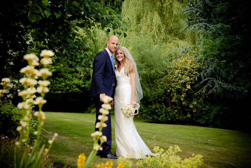 Nuthurst Grange wedding photography, Warwickshire