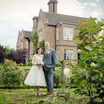 Dunsley Hall, Kinver wedding photography.