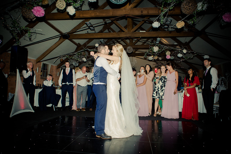 Wedding photography at Gorcott Hall, Redditch.