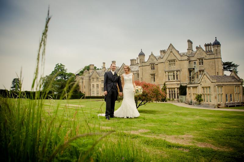 Wedding photography at Dumbleton Hall, Worcestershire.