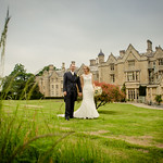 Wedding photography at Dumbleton Hall, Worcestershire.