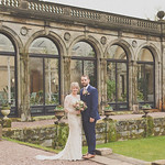 Wedding photography at Sandon Hall, Stafford.