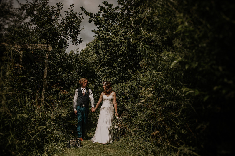 Rachel + Sam Hazel Gap Wedding685