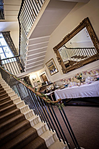 Flic and Andy's perfect day at Mayfield Hall, country house in Ashbourne, Derbyshire