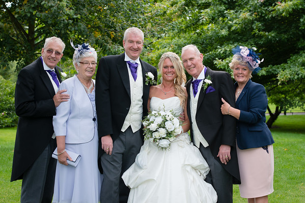 Traditional Wedding Photography Staffordshire