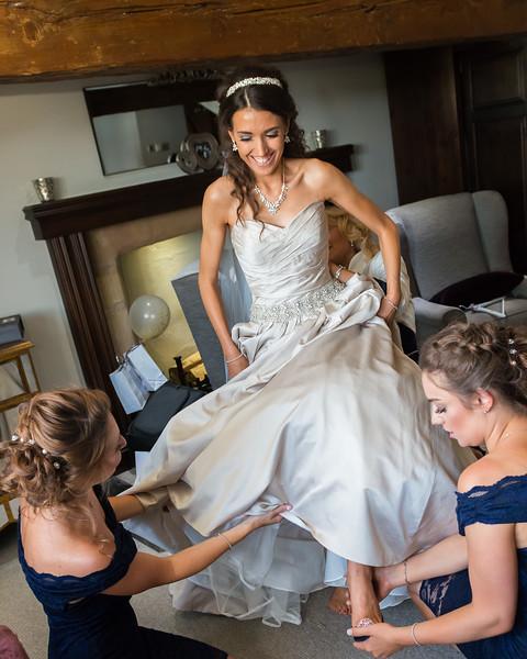 Charlotte & Ashley - Weston Hall Photographer - Neil Currie Photography - Staffordshire Wedding Photography