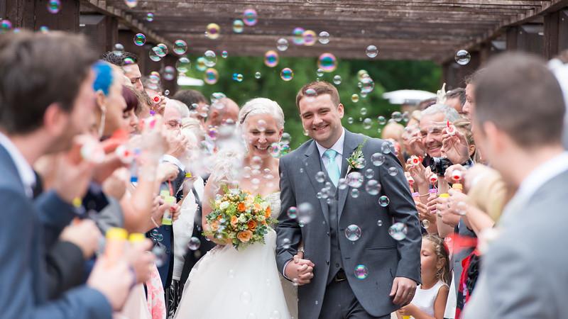 Hoar Cross Hall Wedding Photography - Staffordshire