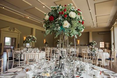 Hannah and Craig - Stubton Hall Wedding-33