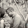 Image by Aberdeen wedding photographer Rubislaw Studio<br /> Ify & Dami pre wedding shoot at Johnstone Gardens, March 2013