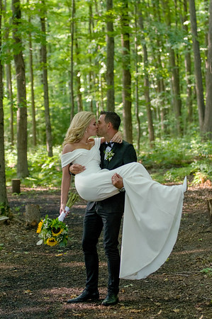 A sweet forest kiss