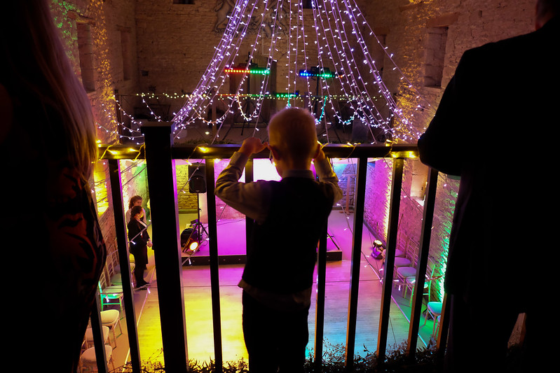 great tythe barn dancefloor