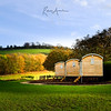 shepherd huts at wellington barn , calstone wellington near calne, wiltshire