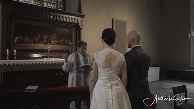 Wedding video trailer