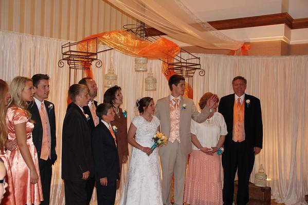 Ingersoll Wedding