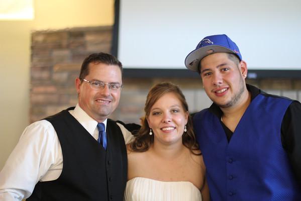 Prieto Wedding - Barber Park Event Center