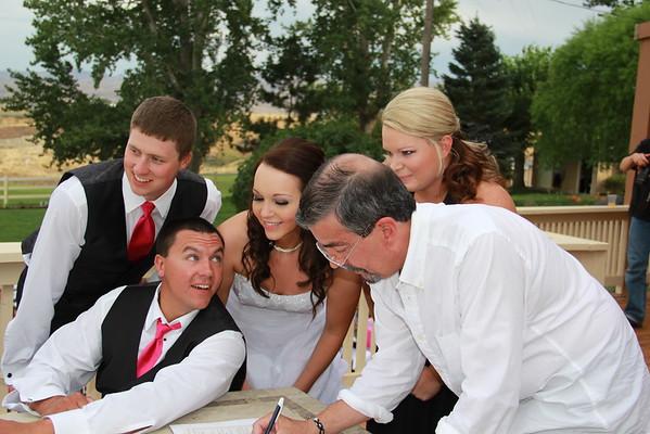 Retherford Wedding