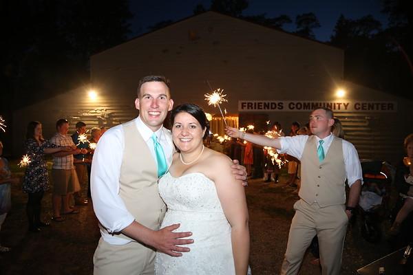 Powers Wedding - Star Community Barn