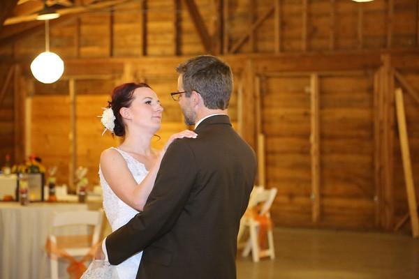 Provost Wedding - Star Community Barn