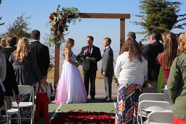 Rausch Wedding - Pioneer Lodge - Bogus Basin