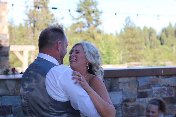 Small Wedding - Blackhawk-  McCall, Idaho