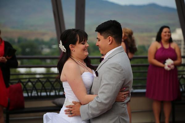 Treese Wedding - CW Moore Plaza