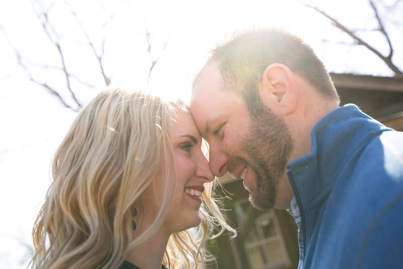 Paul & Jocie | Engagement
