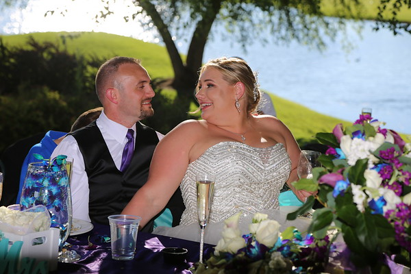 Hall Wedding - Banbury Golf Course