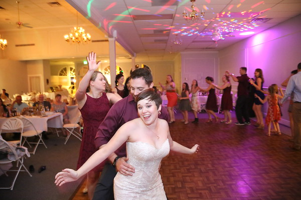 Morris Wedding - The Clubhouse Event Center