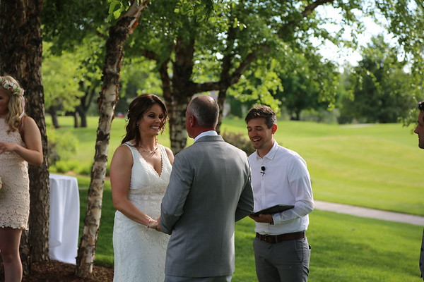 Rutledge Wedding - Banbury Golf Course