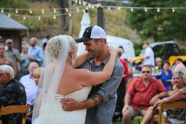 Weiber Wedding - Riggins, Idaho