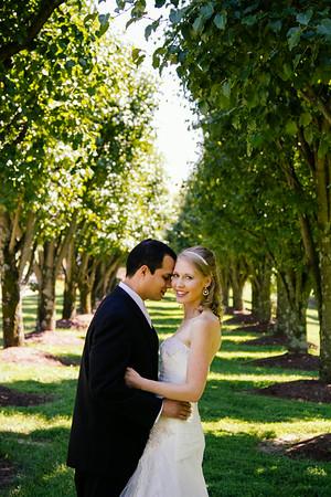 Aimee & Gerardo. Married